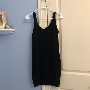 Forever 21 Black Bodycon Mini Dress